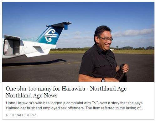 New Zealand Herald pulls Hildas letter