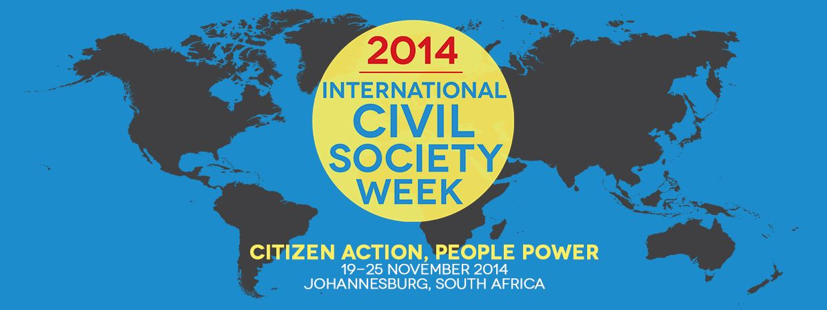 INTERNATIONAL CIVIL SOCIETY WEEK