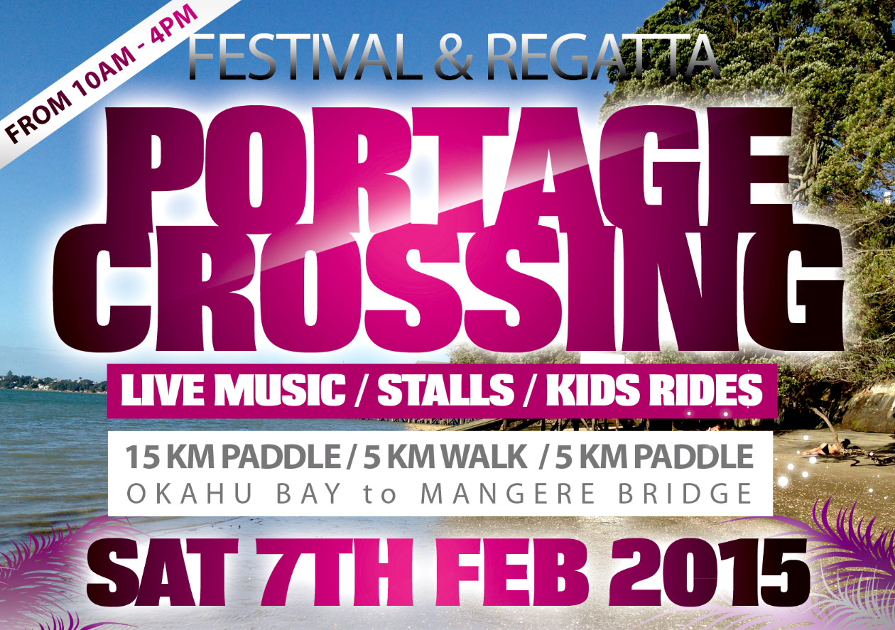Portage Crossing 2015 -Sat 7th Feb