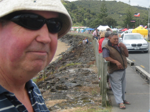 Mike Butler – a rape apologist on the invasion of Parihaka