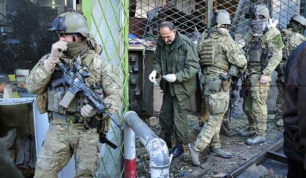 Breaking News: SAS are already in Iraq