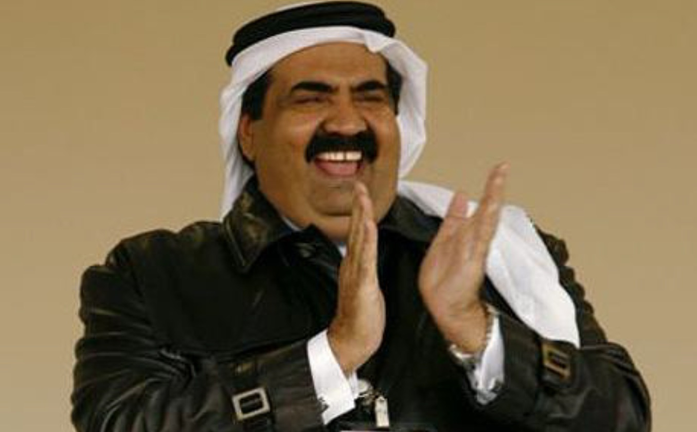 Big payout for Arab Sheikh by National Government