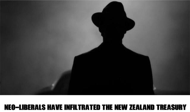 Neo-Liberals are a threat to New Zealand security.