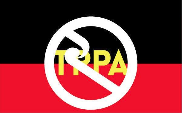 TPPA for Corporations not Citizens