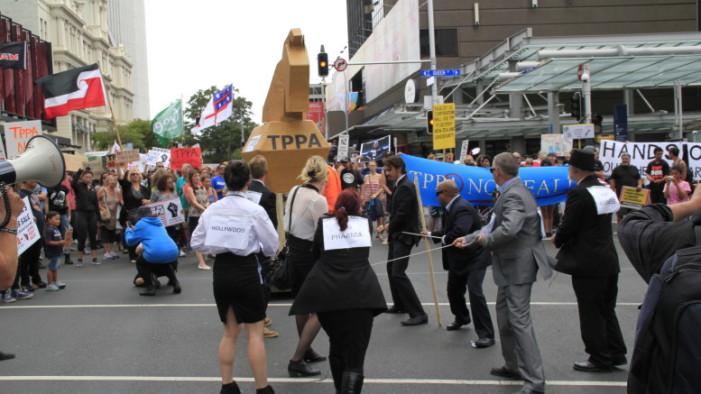 TPPA a low trust model
