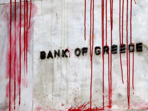 Is New Zealand headed towards a Greek financial crisis