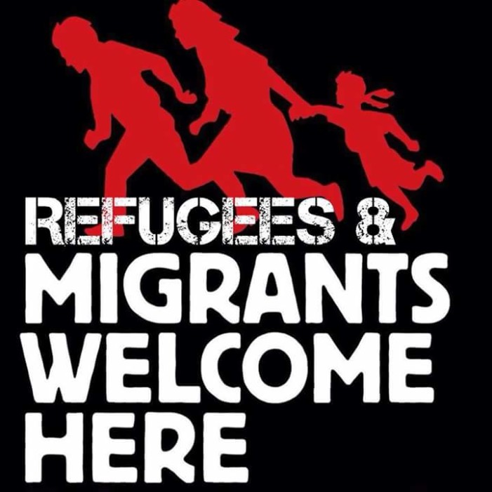 Refugees & Migrants welcome here