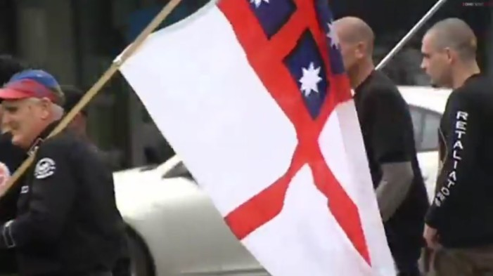 Right Wing Resistance an insult in a Maori founded Nation.