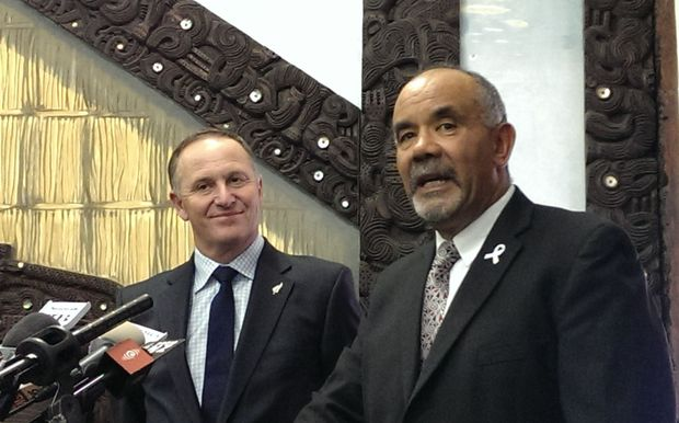 Te Ture Whenua reforms an agenda to be compliant with TPPA