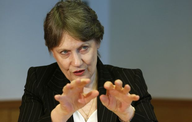 Campaign to undermine Helen Clark's bid for the United Nations.