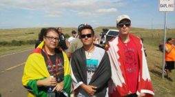 Fighting for Tino Rangatiratanga with the Standing Rock Sioux Tribe