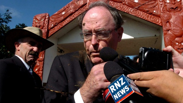 Fact checking Don Brash's racism