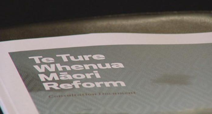 Ture Whenua Maori Bill Withdrawn from Parliament