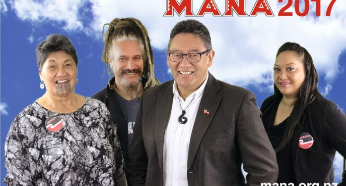 MANA LIST CANDIDATES 2017