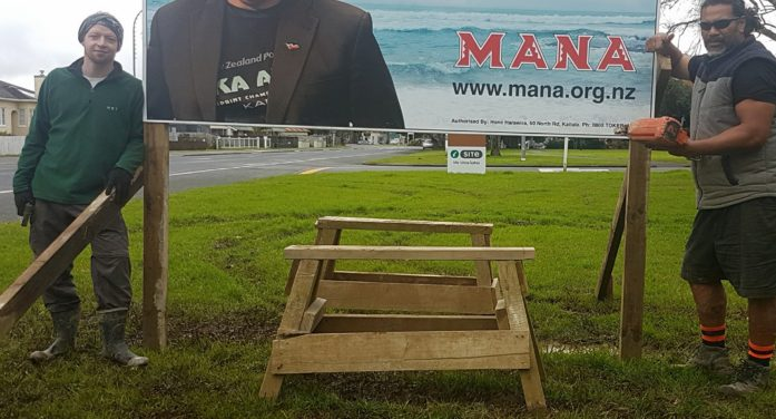 MANA are running a very effective campaign