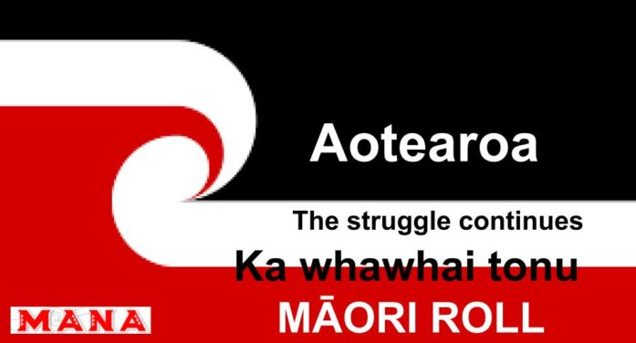 10 Māori Seats in Parliament 2020!