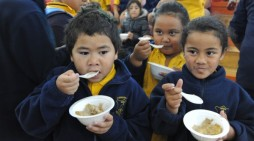 'Compassionate business model' not enough to feed the kids