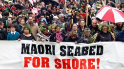 GOVT TO PROVE OWNERSHIP OF FORESHORE